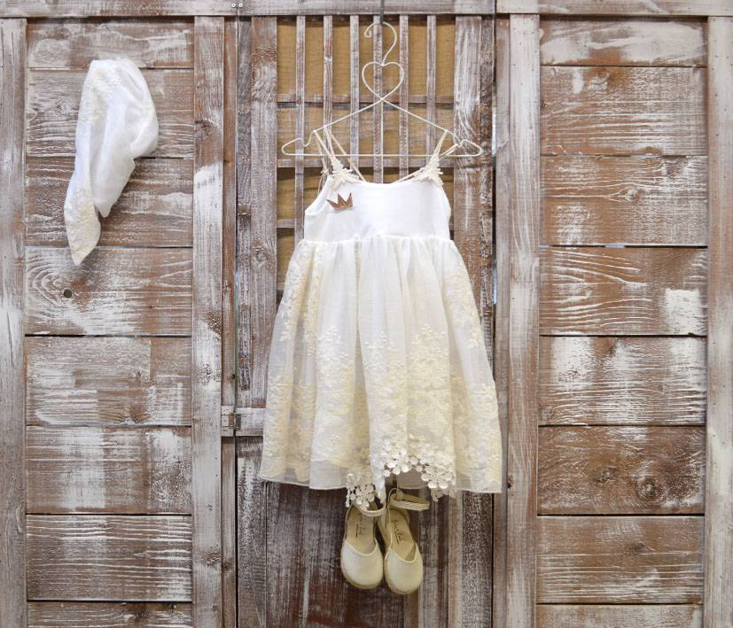 8070338b602 βαπτιστικά για κορίτσι : Βαπτιστικό ρούχο 'Baby u Rock'